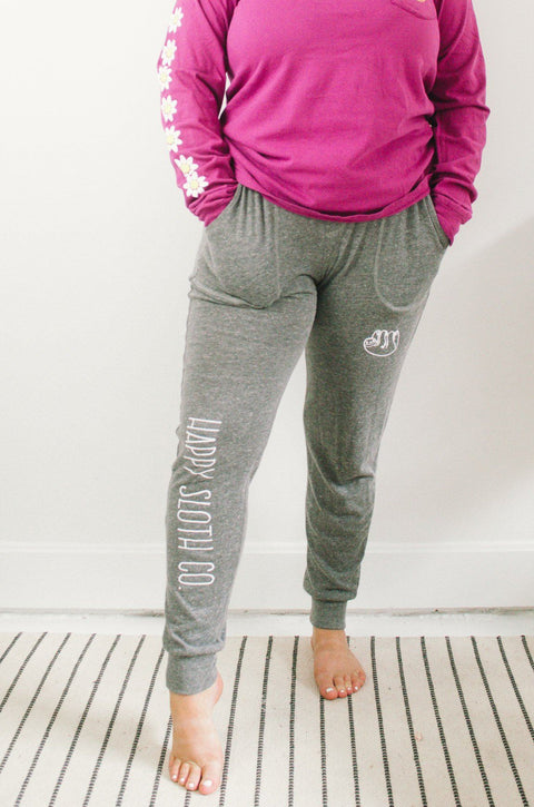 Eco Grey Womens Jogger