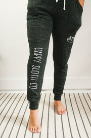 Eco Black Womens Jogger