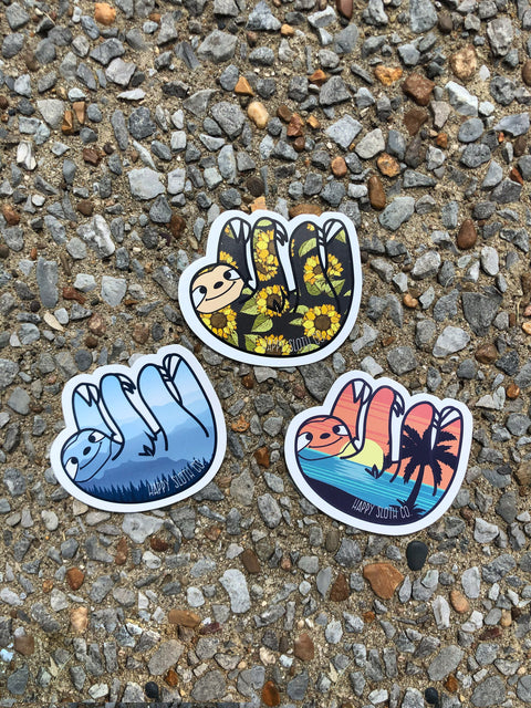 Tee Sticker Pack