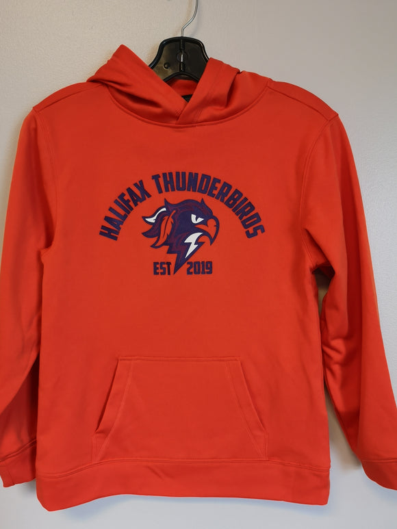 Thunderbirds Youth Orange Hoodie