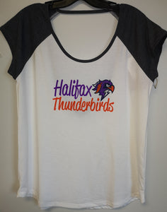 "Thunderbirds Ladies ""Low Back"" Tee"