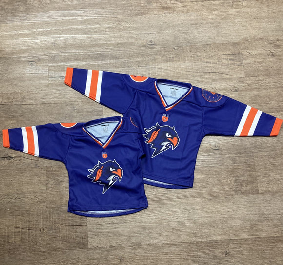 Thunderbirds Toddler Home Jersey