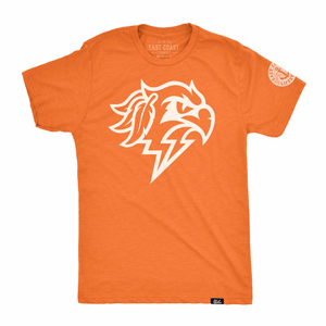 ECL x Thunderbirds Classic Orange Tee