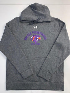 Thunderbirds Under Armour Dark Grey Hoodie