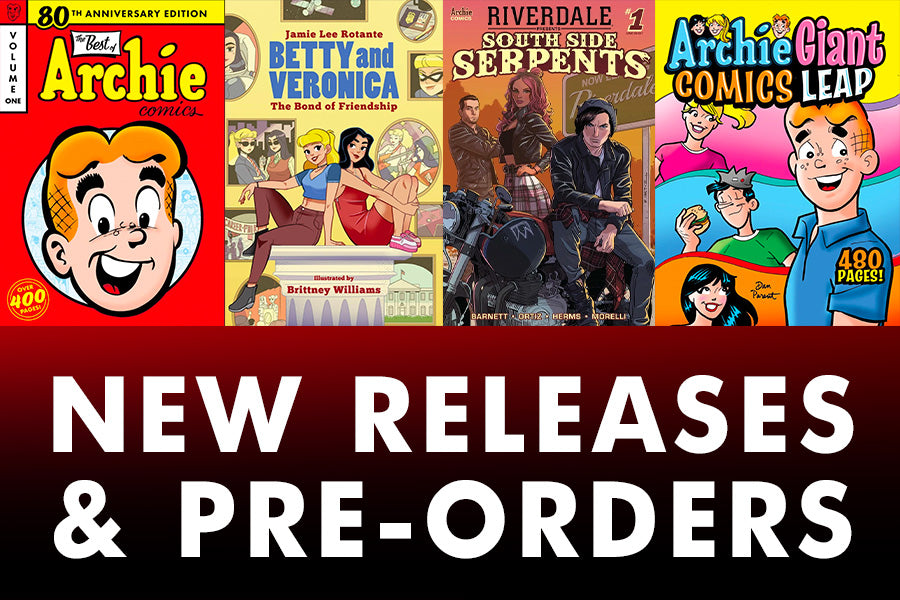 Pre-Order and New Release