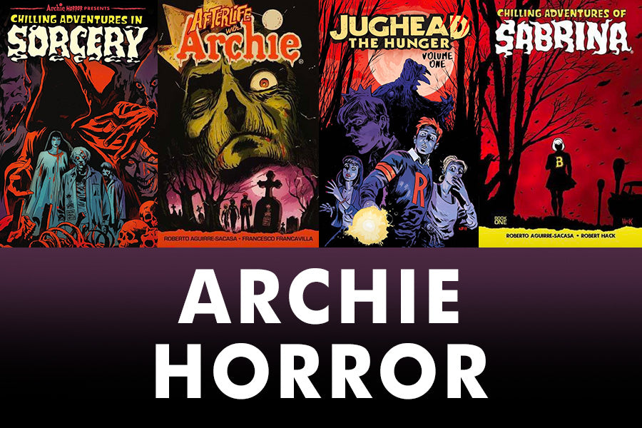 Archie Horror Collection