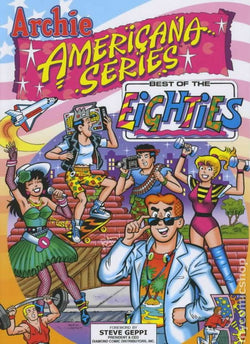 Archie Americana Series Best of the 80's - Book 1
