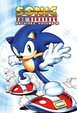 Sonic the Hedgehog 'Archives' - Vol 19