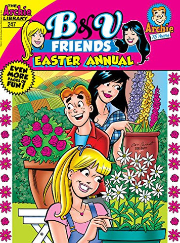 B & V and Friends Easter Annual #247