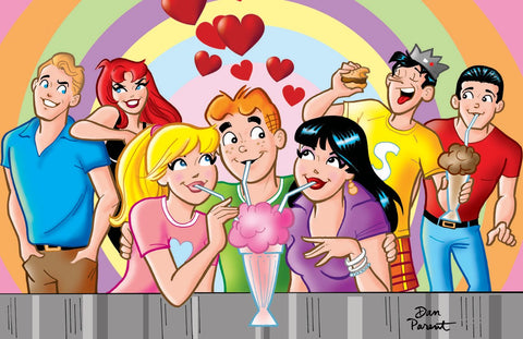 Archie 80th Anniversary Print (Signed Limited Edition)