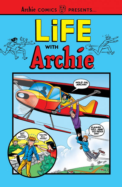 Archie Comics Presents Life With Archie
