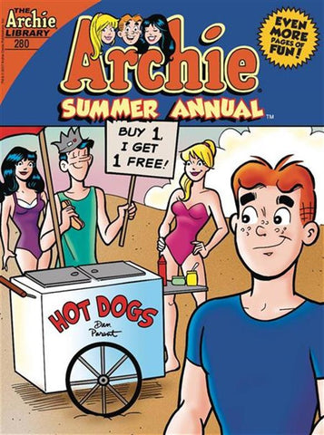 Archie Summer Annual #280