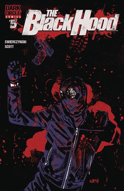 Black Hood Season 2 Cover B