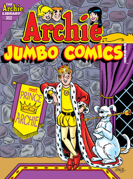 Archie Digest Issue #302 (Royal Baby Story)