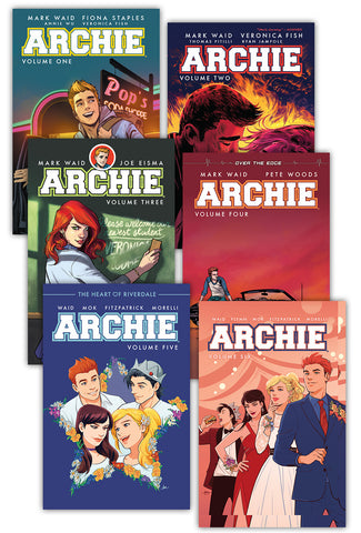 Archie Graphic Novel Bundle