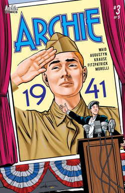 Archie 1941 Issue #3
