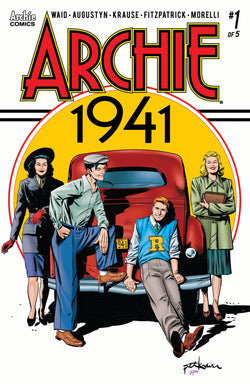 Archie 1941 Issue #1