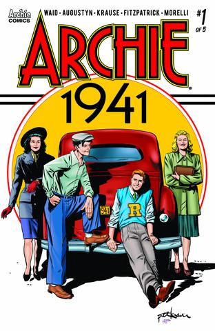 Archie 1941 Subscription (NEW)