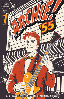 Archie 1955 Subscription (New Subscription)