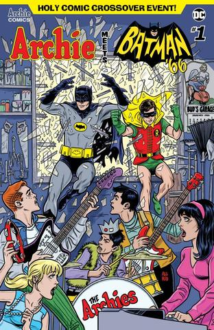 Batman & Archie 66 Subscription (NEW)