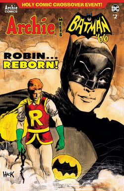 Archie Meets Batman '66 Issue #2
