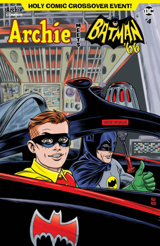 Archie Meets Batman '66 Issue #4
