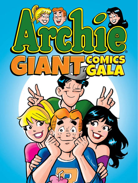 Archie Giant Comic Gala