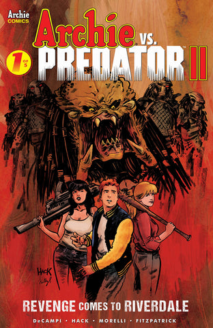 Archie VS Predator (New Subscription)