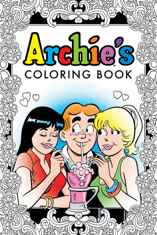 Archie Coloring Book – Archie Comics