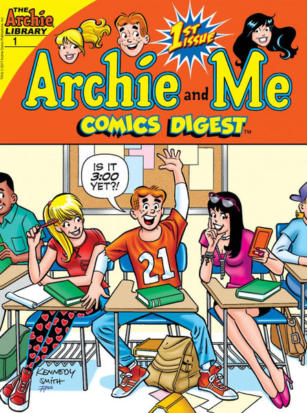 Archie and Me Comics 4 Issue Subscription