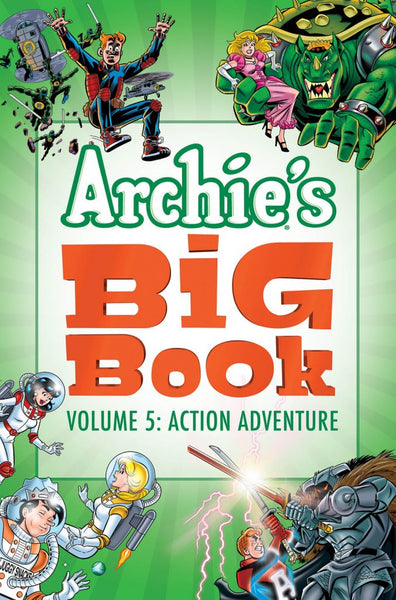Archie's Big Book Vol 5