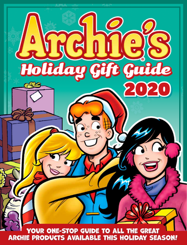 ARCHIE COMICS 2020 HOLIDAY GIFT GUIDE (FREE Instant Printable PDF)