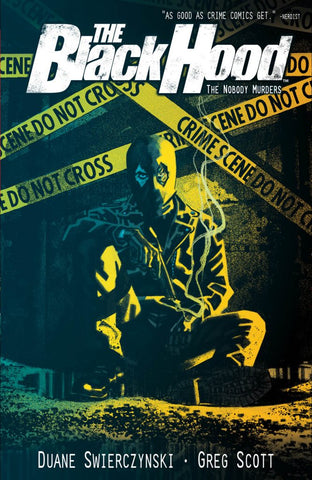 The Black Hood Volume 3 The Nobody Murders