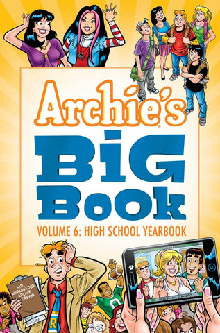 Archie's Big Book Vol 6