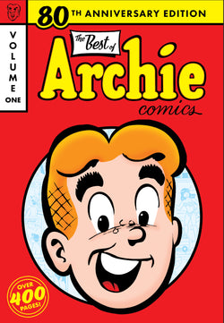 The Best of Archie Comics Vol 1 - 80th Anniversary