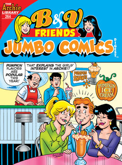 B & V and Friends Jumbo Comics Digest #264