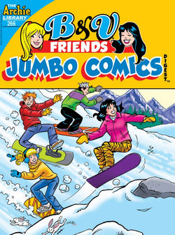B&V and Friends Jumbo Comics Digest #266