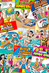 New Classic Archie Summer Bundle Pack!