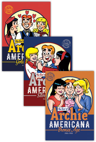 New Archie Americana Bundle