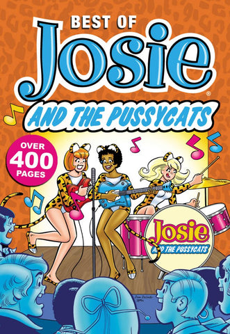 The Best of Josie & the Pussycats (Restocked)