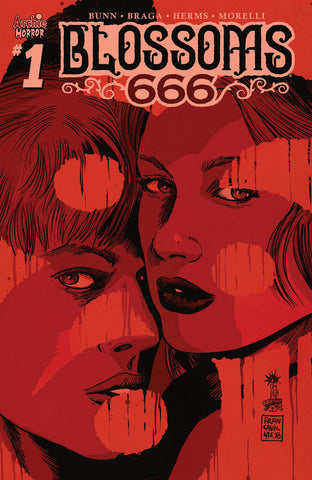 Blossoms 666 issue #1