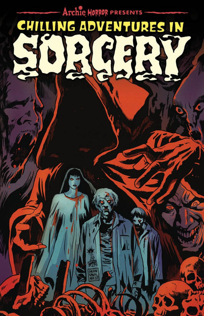 Chilling Adventures In Sorcery Archie Comics