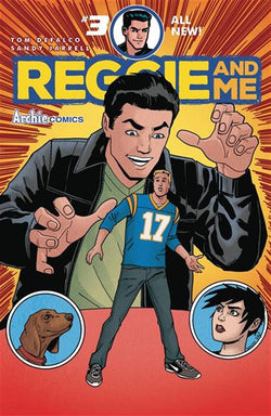 Reggie and Me #3