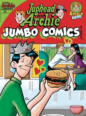 Jughead and Archie Jumbo Comics #25
