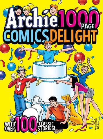 Archie 1000 Page Comics Delight (New)