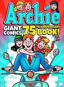 Archie Giant Comics 75th Anniversary
