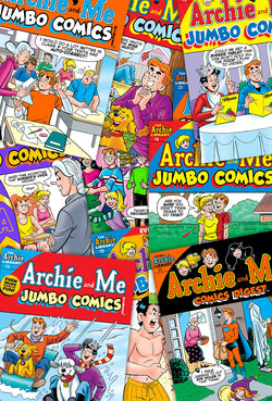 Archie & Me Digest Bundle Pack (Newly Added)