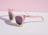 Ethel Pink & Mint Sunnies