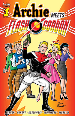 Archie Meets Flash Gordon