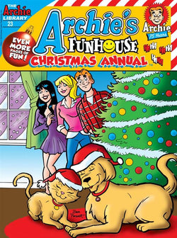 Archie's Funhouse Christmas Annual #23